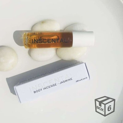 BOX 6x - Inscental Jasmine 8.5ml