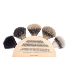 Quality Display Shaving Brushes