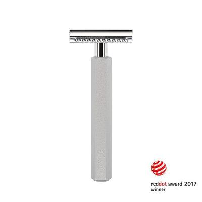 RHXG-PURE-SR - Safety Razor - Silver - Closed Comb