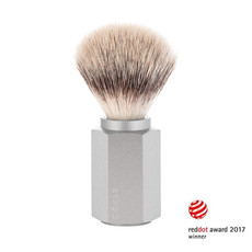 Scheerkwast Silvertip Fibre® - Zilvergrijs