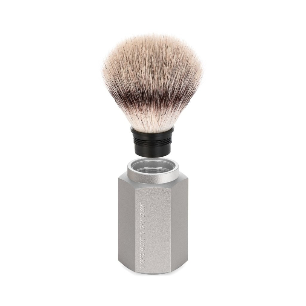 Shaving Brush Silvertip Fibre® - Silver
