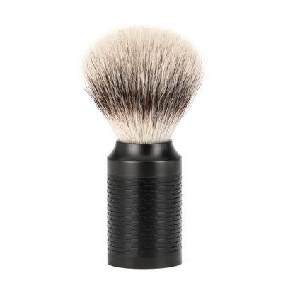 31M96-JET - Shaving Brush Silvertip Fibre®