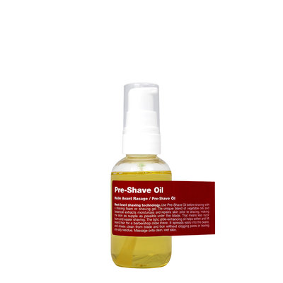 R034 - Pre shave Oil 50 ml