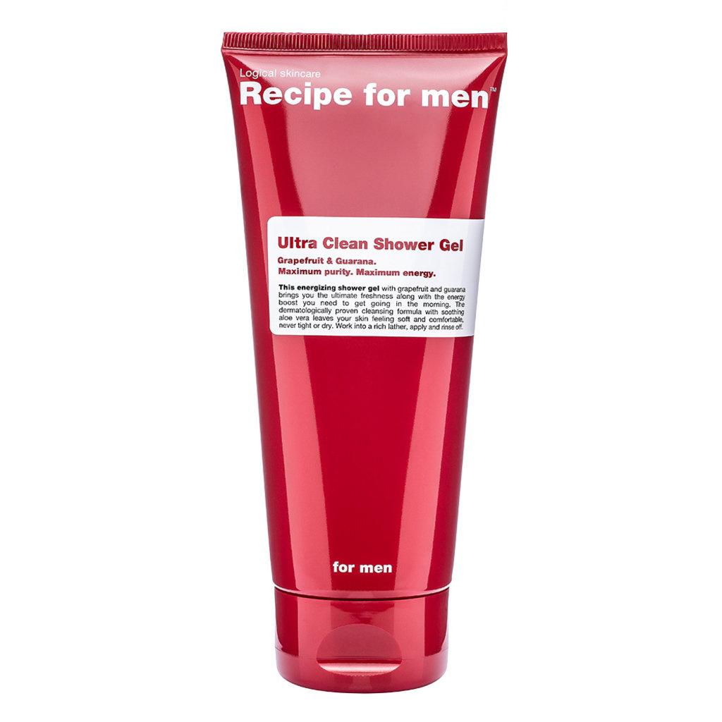 Shower Gel Ultra Clean 200ml