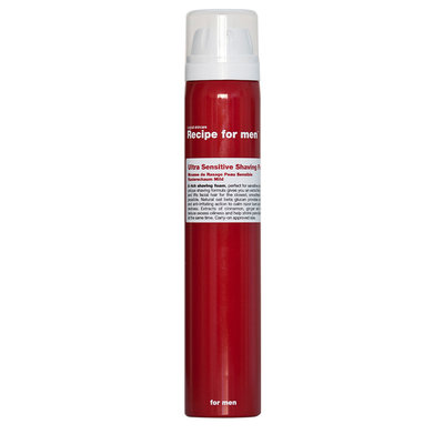 R031 - Ultra Sensitive Shaving Foam