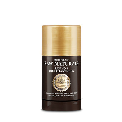 RAW997 - No. 1 Deodorant Stick 70g