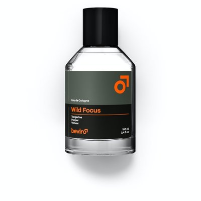 Beviro BV213 - Cologne - Wild Focus - 100 ml