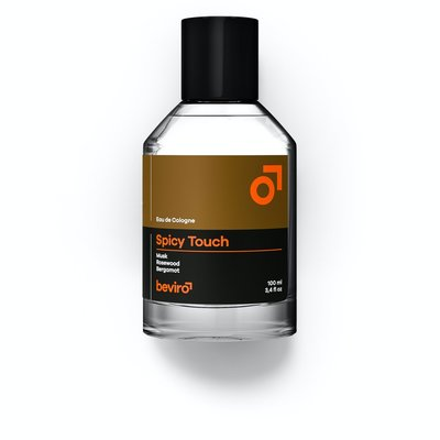 Beviro BV207 - Cologne  - Spicy Touch - 100 ml