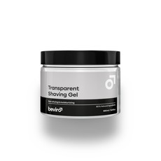Beviro Transparent Shaving Gel - 500 ml