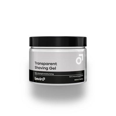 Beviro BV202 - Transparante scheergel - 500 ml