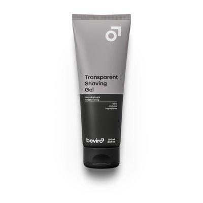 Beviro BV201 - Transparante scheergel - 250 ml
