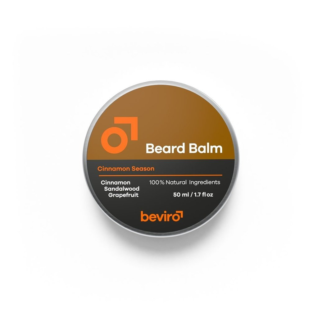 Beviro Beard Balm - Cinnamon Season - 50 ml