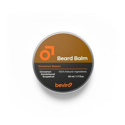 Beviro BV111 - Beard Balm - Cinnamon Season - 50 ml