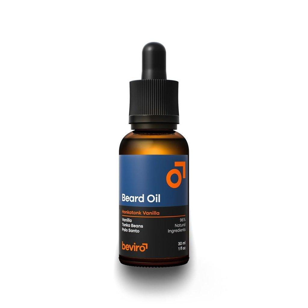 Beviro Baardolie - Honkatonk Vanilla - 30 ml