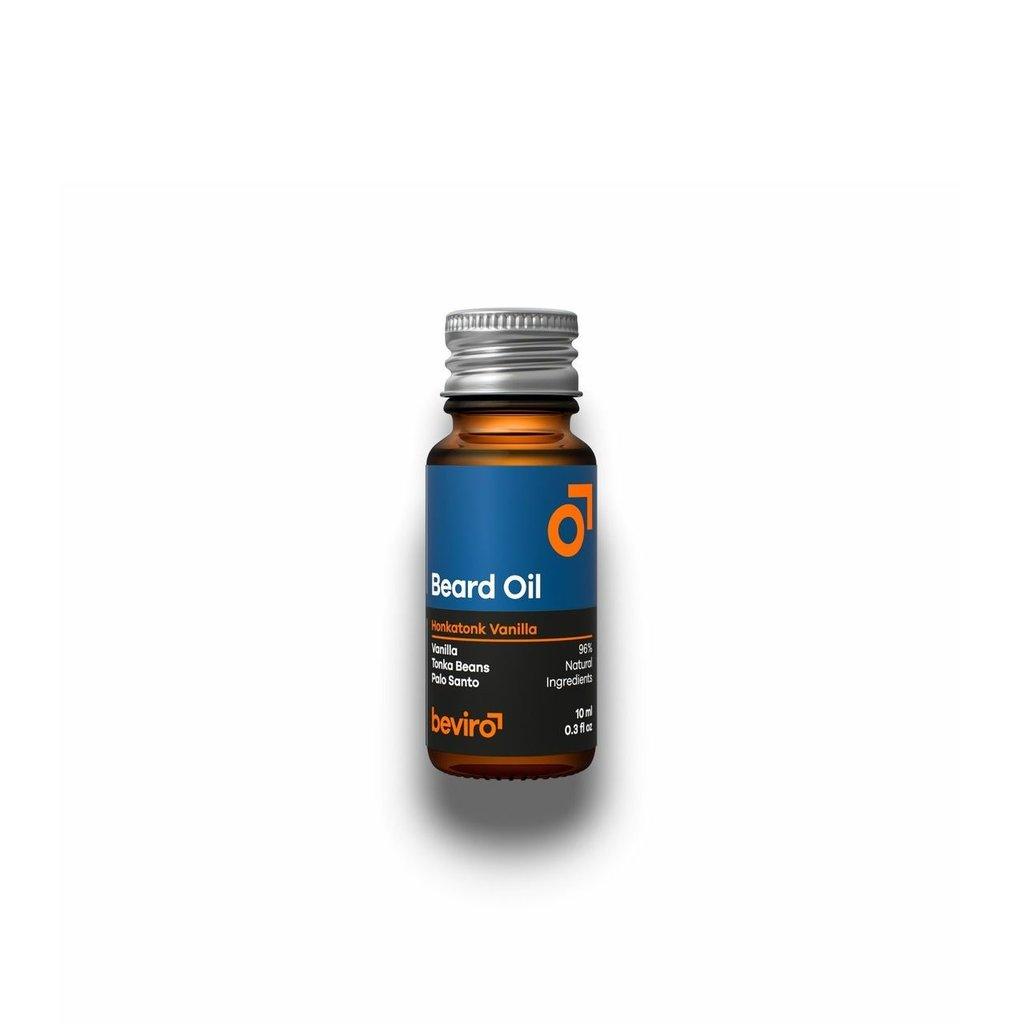 Beviro Beard Oil - Honkatonk Vanilla - 10 ml