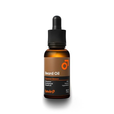 Beviro BV104 - Beard Oil - Cinnamon Season - 30 ml