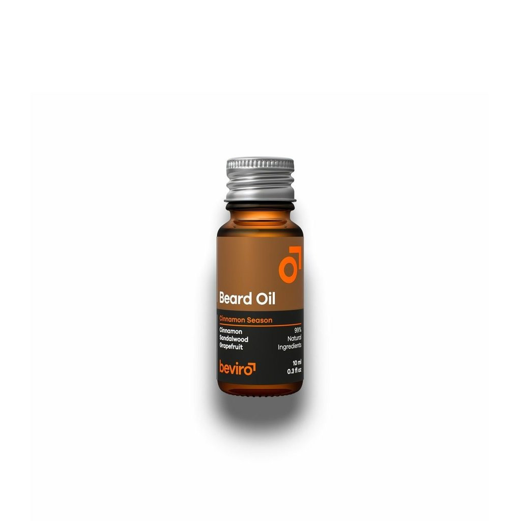 Beviro Baardolie - Cinnamon Season - 10 ml