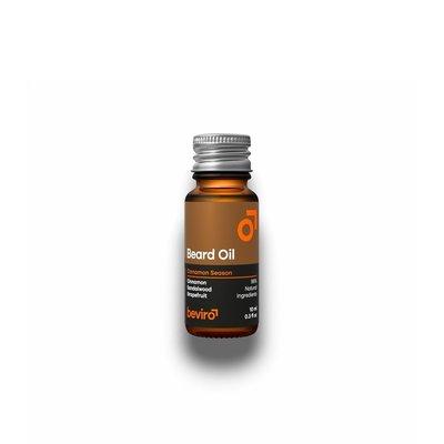 Beviro BV103 - Baardolie - Cinnamon Season - 10 ml