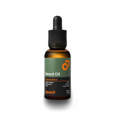 Beviro BV101 - Beard Oil - Bergamia Wood - 30ml