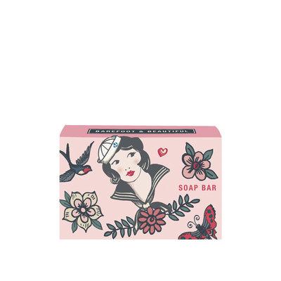 GBM09 - Hand Soap 100g Wild Rose