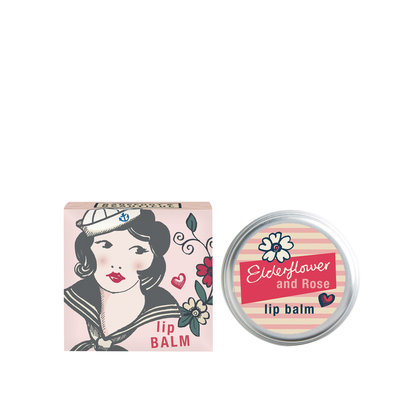 GBM01 - Lip Balm 15g Elderflower