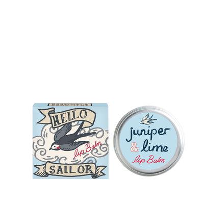 GBM02 - Lip Balm 15g Juniper & Lime
