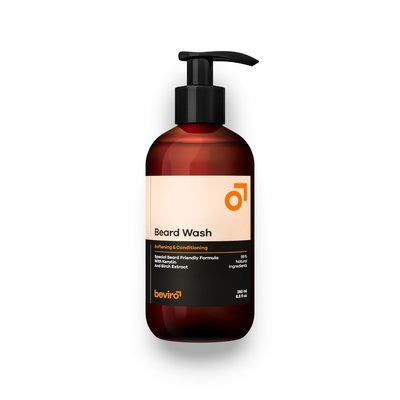 Beviro BV313 - Beard Wash 250 ml