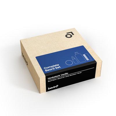 Beviro BV008 - Complete Beard Set - Honkatonk Vanilla