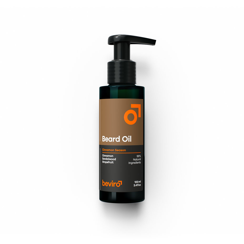 Beviro Beard Oil - Cinnamon Season - 100 ml