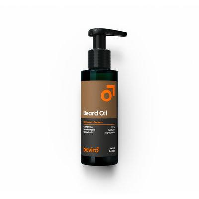 Beviro BV105 - Beard Oil - Cinnamon Season - 100 ml - BARBERS ONLY