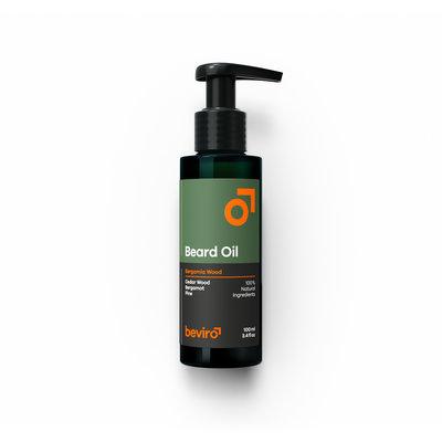 Beviro BV102 - Beard Oil - Bergamia Wood - 100 ml