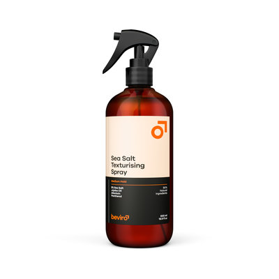 Beviro BV305 - Sea Salt Texturising Spray EXTREME 9% (500 ml) - BARBERS ONLY
