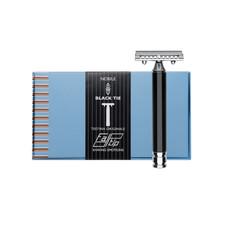Fatip Safety Razor Colsed Comb - Black Tie