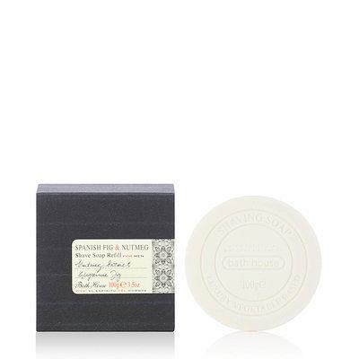 M9 - Scheerzeep Refill 100g Spanish Fig & Nutmeg