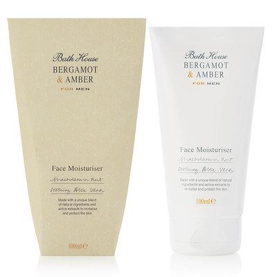 MB4 - Face Moisturiser 100ml Bergamot & Amber