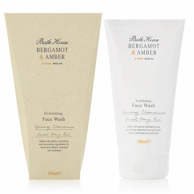 MB5 - Face Wash 100ml Bergamot & Amber