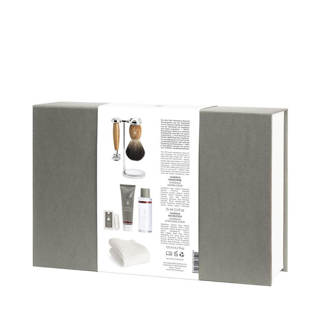 Giftbox Vivo Olive