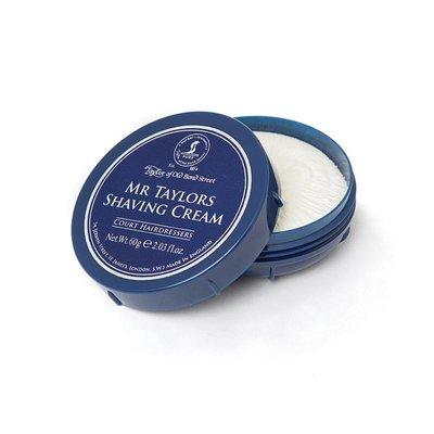01040 - Bowl shaving cream 60ml Mr. Taylor's