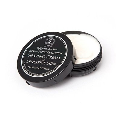 01024 - Bowl shaving cream 60ml Jermyn Street