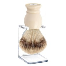 Holder Shaving Brush - transparant
