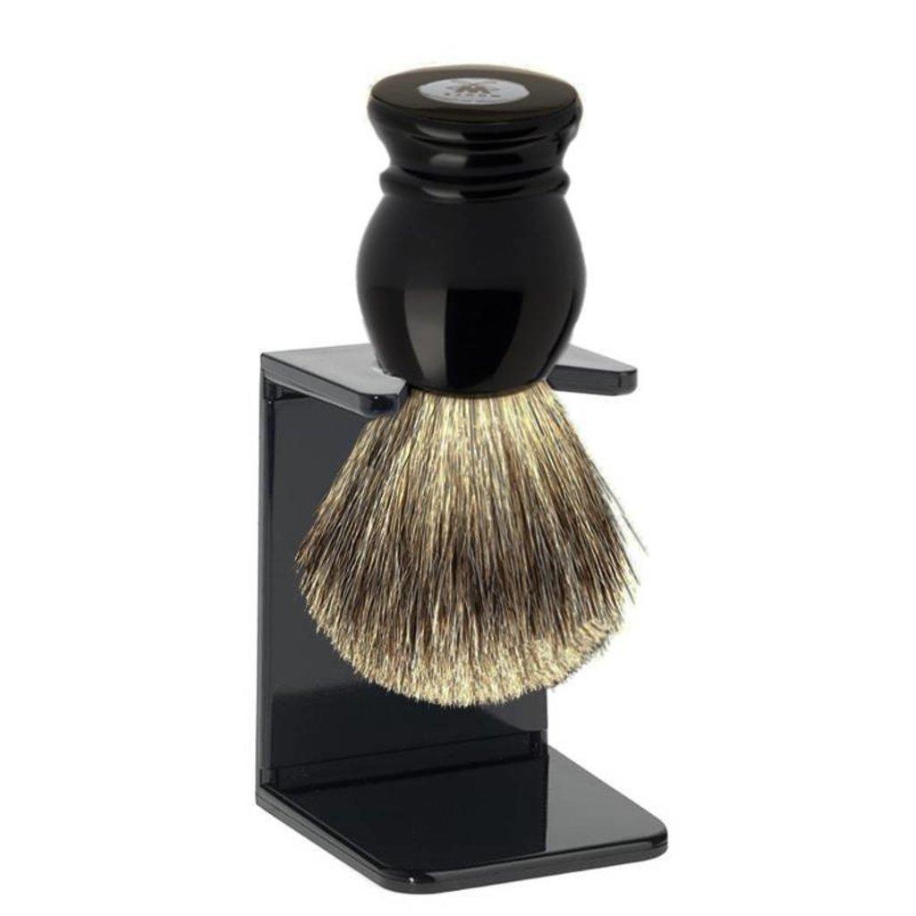 Holder Shaving Brush - Black