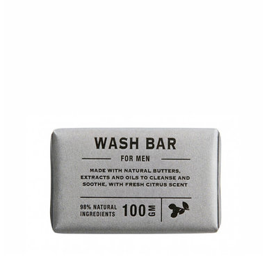 GMC02 - Citrus Fresh Wash Bar