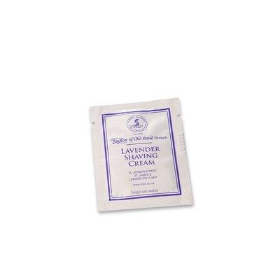 SAMPLE01003 - Sample shaving cream 5ml Lavender