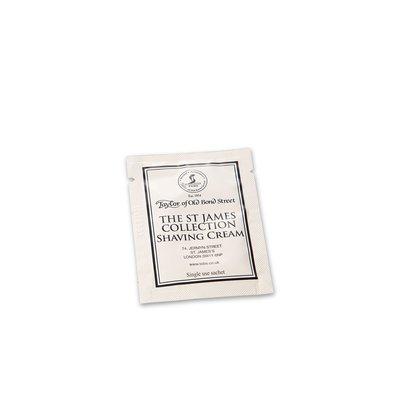 SAMPLE01015 - Sample Scheercrème 5ml St. James
