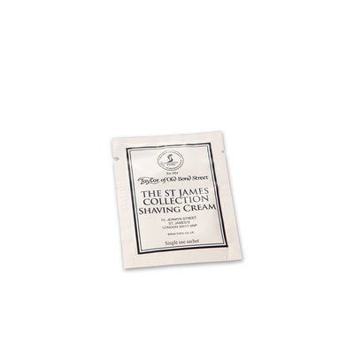 SAMPLE01015 - Sample shaving cream 5ml St. James