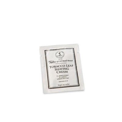 SAMPLE00997 - Sample Scheercrème 5ml Tobacco