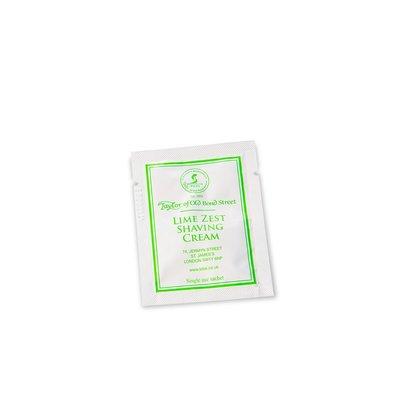 SAMPLE00997 - Sample Scheercrème 5ml Lime Zest