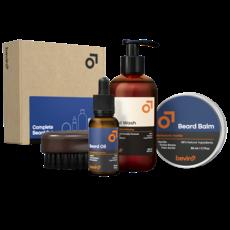 Beviro Complete Beard Set - Honkatonk Vanilla
