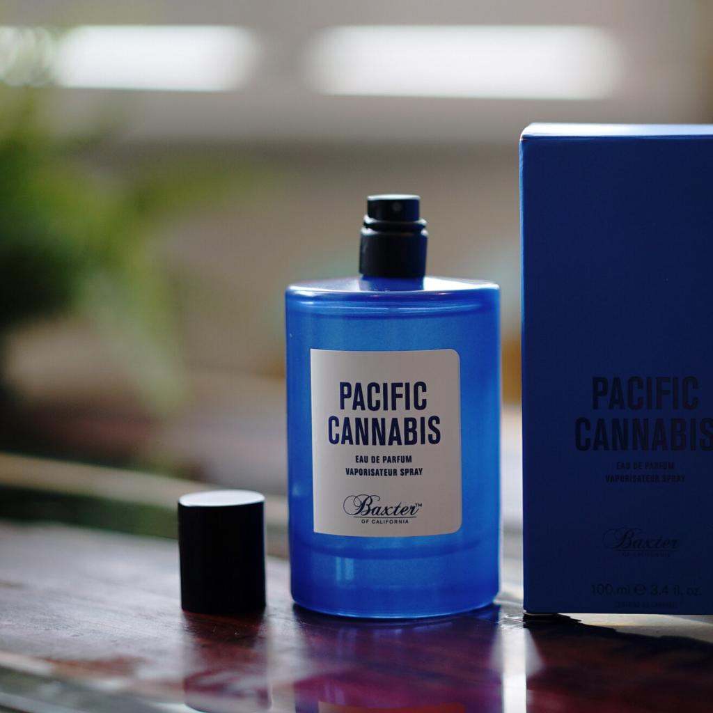 Pacific Cannabis Eau de Parfum 100ml