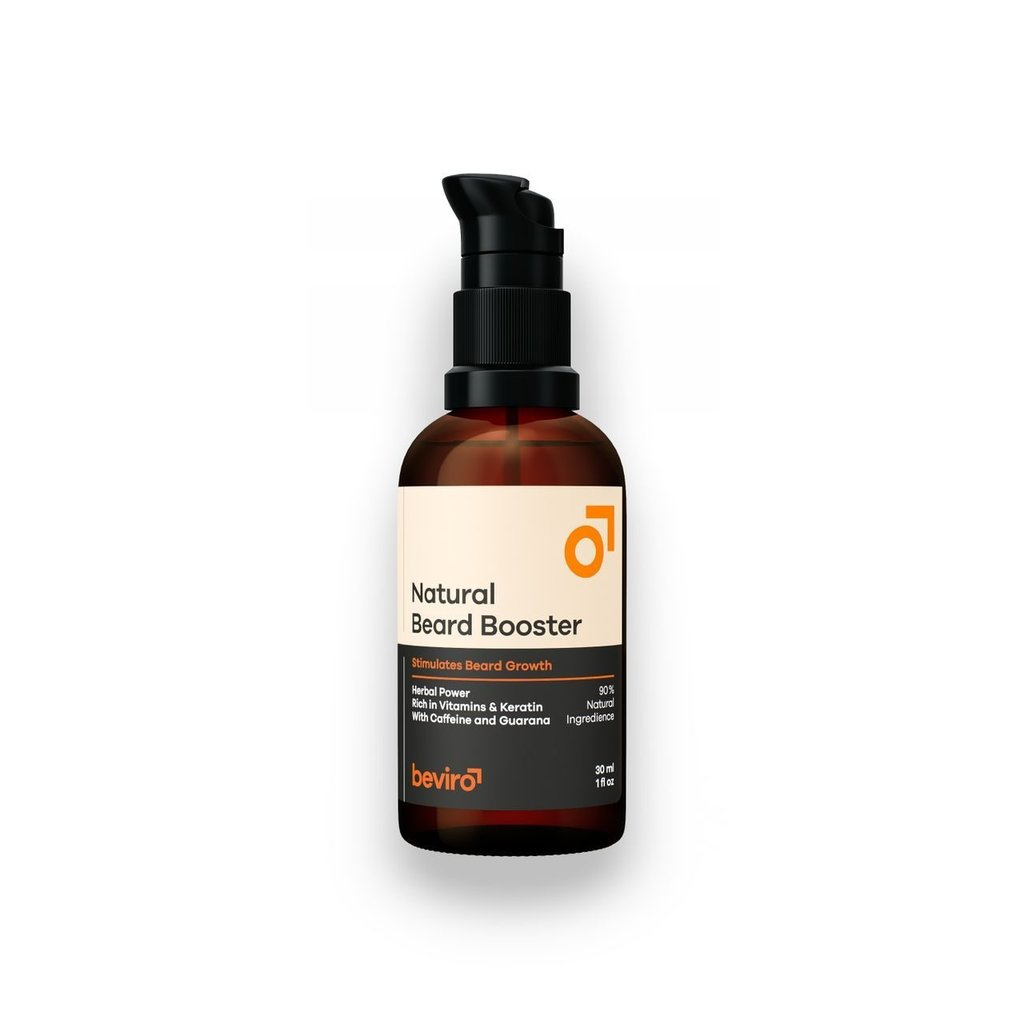 Beviro Natural Beard Booster 30 ml